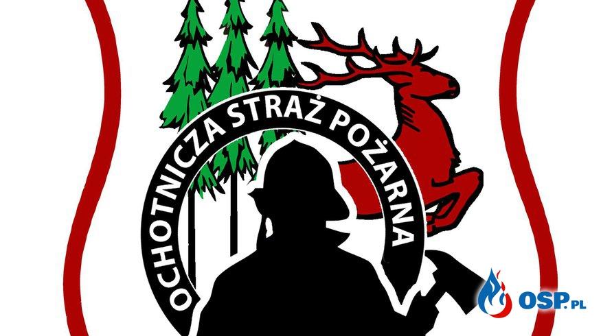 Logotyp OSP Szczytno OSP Ochotnicza Straż Pożarna