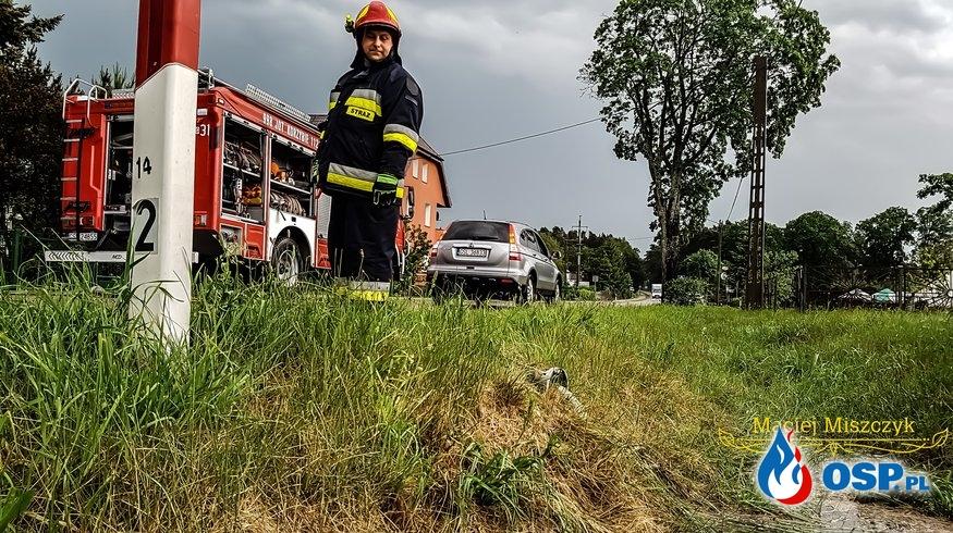 Poniedziałek 10-06-2019 OSP Ochotnicza Straż Pożarna