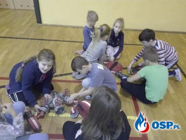 Najmłodsi MDP OSP Ochotnicza Straż Pożarna