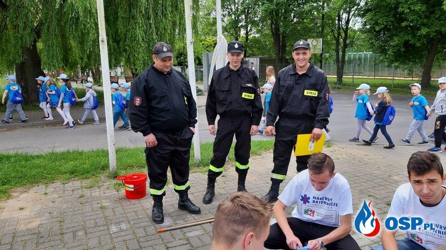 Manewry Ratownicze Chodzież 2019 - Po raz pierwszy w Chodzieży! OSP Ochotnicza Straż Pożarna