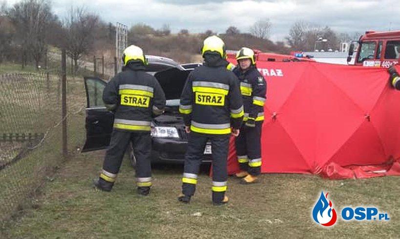 Strażak z Jeleniej Góry zginął w tragicznym wypadku. OSP Ochotnicza Straż Pożarna