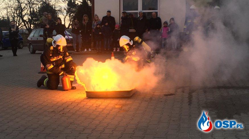 Pokazy ratownicze OSP Ochotnicza Straż Pożarna