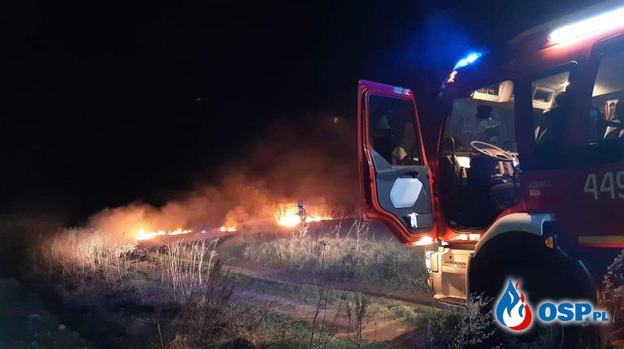 Akcje ratowniczo - gaśnicze OSP Ochotnicza Straż Pożarna