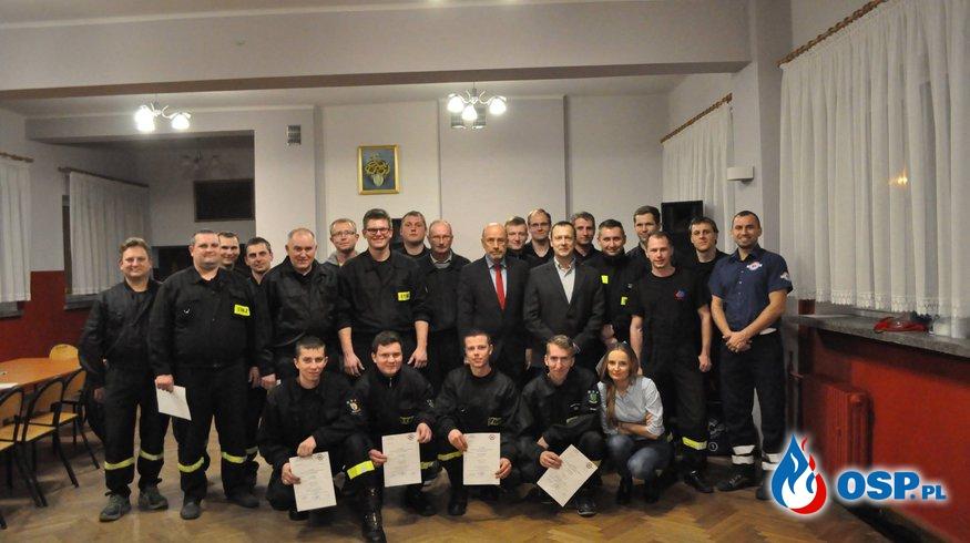 Kurs Kwalifikowanej Pierwszej Pomocy OSP Ochotnicza Straż Pożarna
