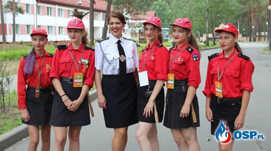 XVII Międzynarodowy Zlot MDP na Białorusi OSP Ochotnicza Straż Pożarna