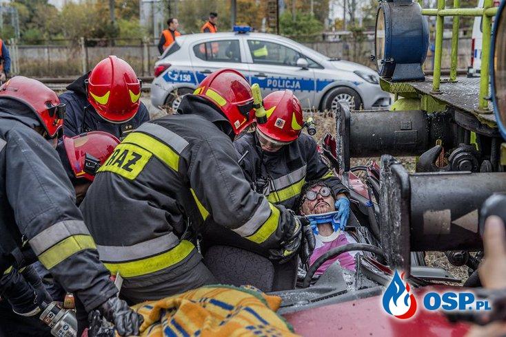 """""""Jeden przejazd za daleko"""" OSP Ochotnicza Straż Pożarna"""