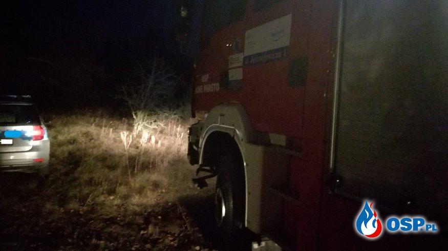 Tragedia w gminie Nowe Miasto. OSP Ochotnicza Straż Pożarna