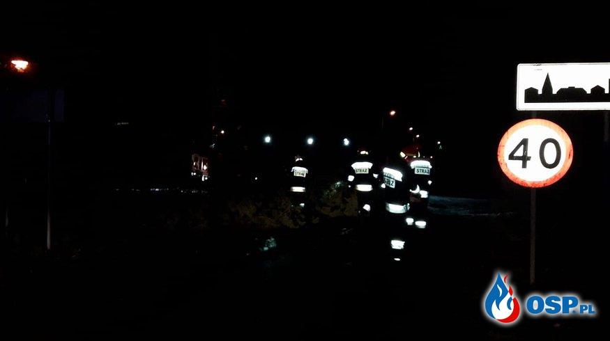 ORKAN FRYDERYKA!! OSP Ochotnicza Straż Pożarna