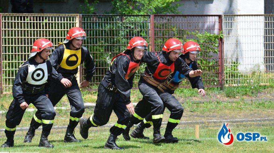 11.06.17 - X Powiatowe zawody Sportowo-Pożarnicze MDP/OSP - 2 puchary OSP Ochotnicza Straż Pożarna