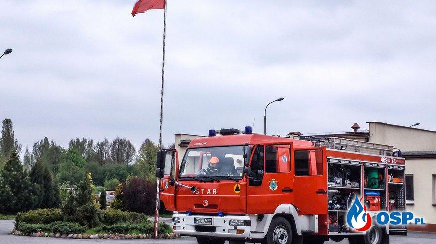 Zabezpieczenie powiatu [46/2017] OSP Ochotnicza Straż Pożarna