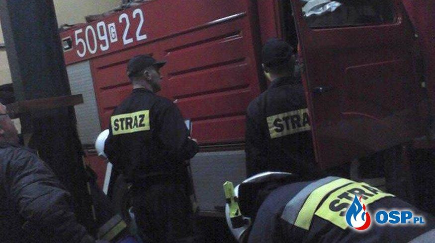 Inspekcja! OSP Ochotnicza Straż Pożarna