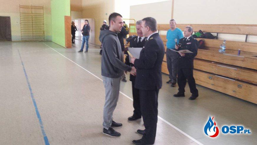IV Powiatowy Turniej Piłki Nożnej Druzyn OSP Powiatu Mogileńskiego OSP Ochotnicza Straż Pożarna