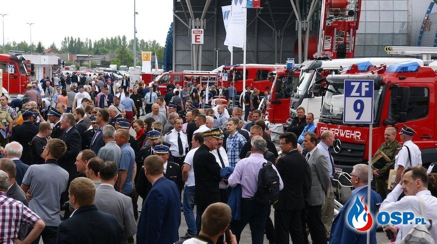 Targi strażackie IFRE-EXPO Kielce 2019 coraz bliżej! OSP Ochotnicza Straż Pożarna