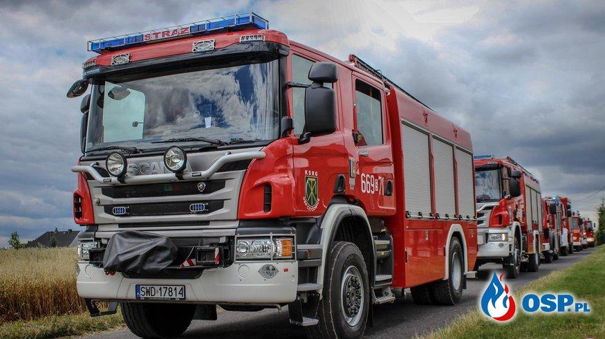 X JUBILEUSZOWY ZLOT POJAZDÓW POŻARNICZYCH FIRE TRUCK SHOW 2018 OSP Ochotnicza Straż Pożarna