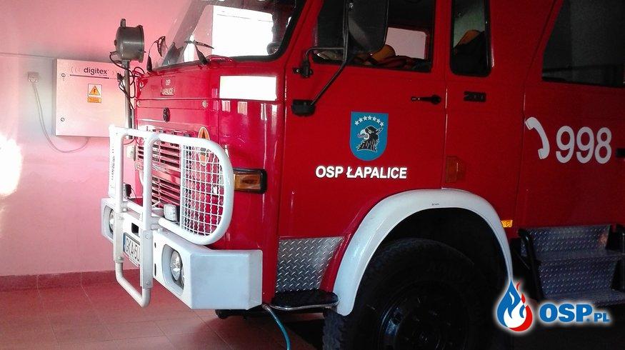 Gaszyn challenge OSP Ochotnicza Straż Pożarna