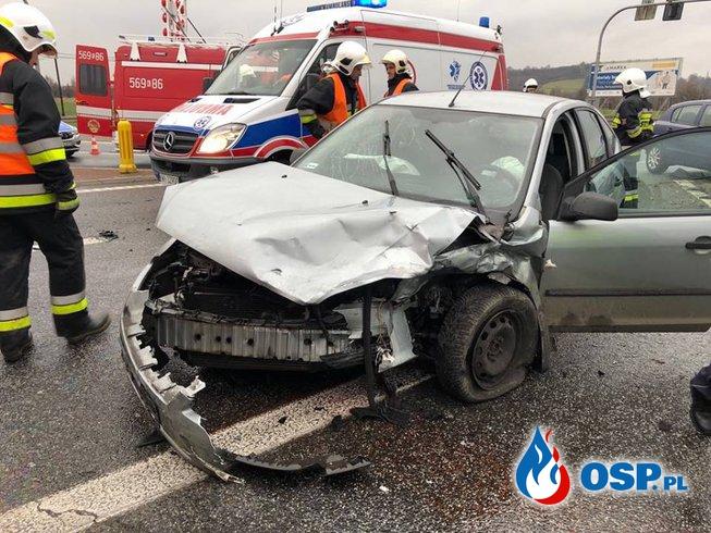 Niespokojna Wigilia w Gminie Kłaj OSP Ochotnicza Straż Pożarna