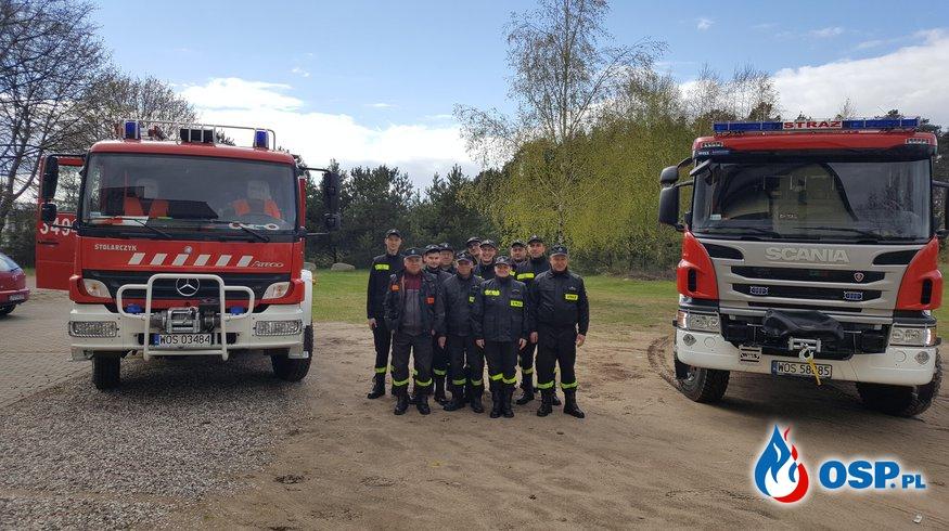 Strażak się żeni !!! OSP Ochotnicza Straż Pożarna