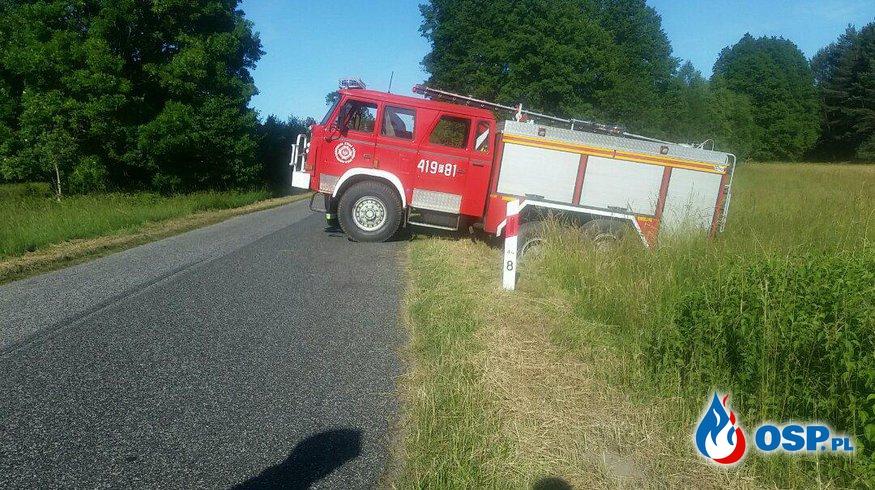 Groźny Pożar Lasu !! (Zakopaliśmy Auto ) OSP Ochotnicza Straż Pożarna