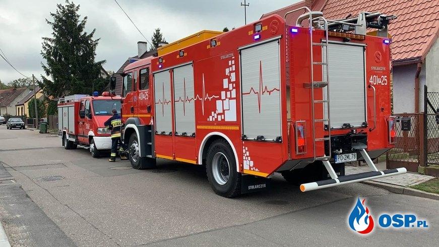 [01MZ/2019] Zasilanie Respiratora ul. Traugutta. OSP Ochotnicza Straż Pożarna