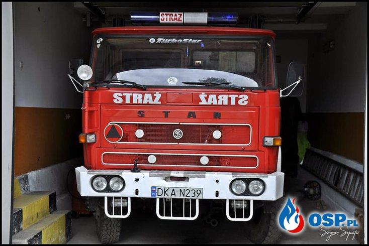 STAR 244 na sprzedaż OSP Ochotnicza Straż Pożarna