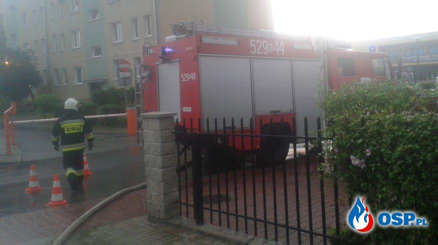 Nawałnice w powiecie proszowickim. OSP Ochotnicza Straż Pożarna