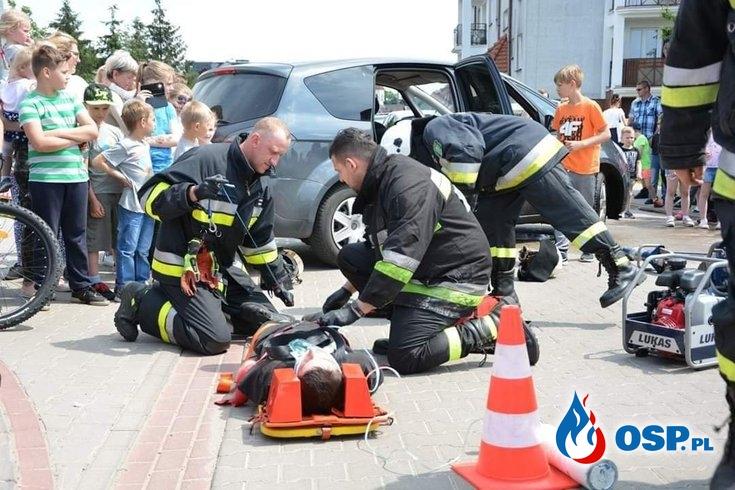 Dzień dziecka 2019 OSP Ochotnicza Straż Pożarna