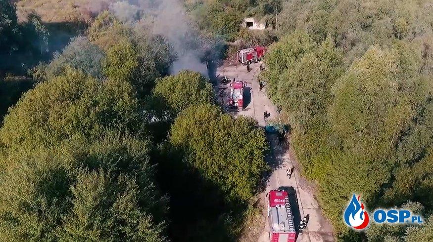Jedyne takie ćwiczenia w Polsce!  Relacja z Międzynarodowych Manewrów Pożarniczych Chojna 2019 OSP Ochotnicza Straż Pożarna