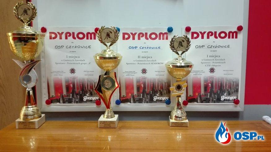 Zawody 2018r. OSP Ochotnicza Straż Pożarna