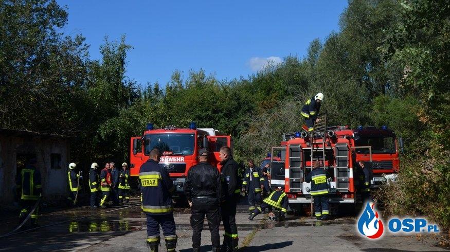 Międzynarodowe Manewry Pożarnicze Chojna 2019 OSP Ochotnicza Straż Pożarna