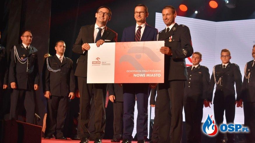 """Gala Finałowa Programu ,,ORLEN dla Strażaków"""" 2019 OSP Ochotnicza Straż Pożarna"""