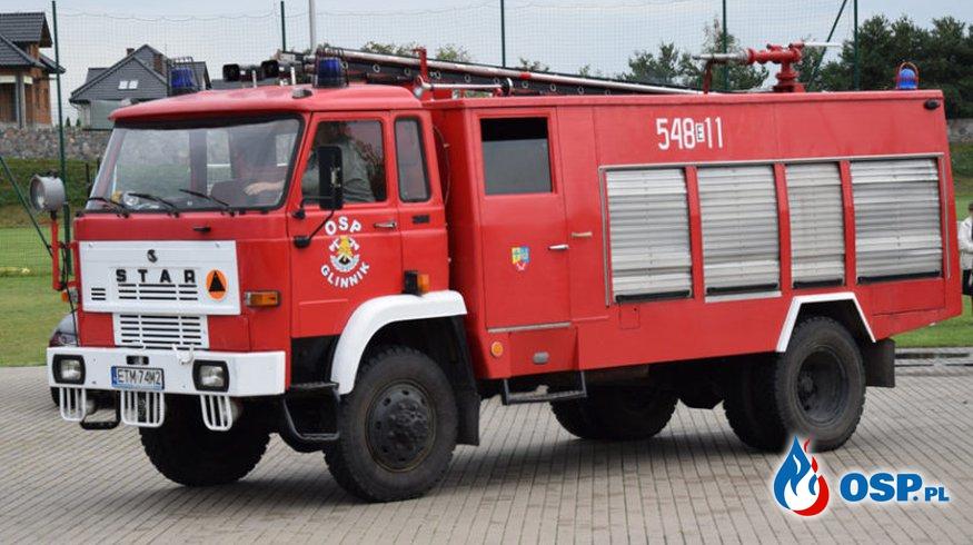 Bogu na chwałę ludziom na ratunek. OSP Ochotnicza Straż Pożarna