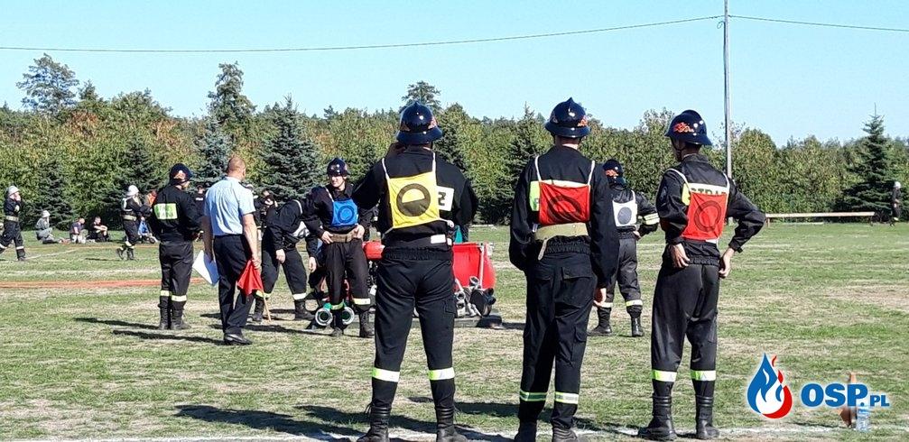 Powiatowe Zawody Sportowo-Pożarnicze jednostek OSP - Powiat słupecki 2019 OSP Ochotnicza Straż Pożarna