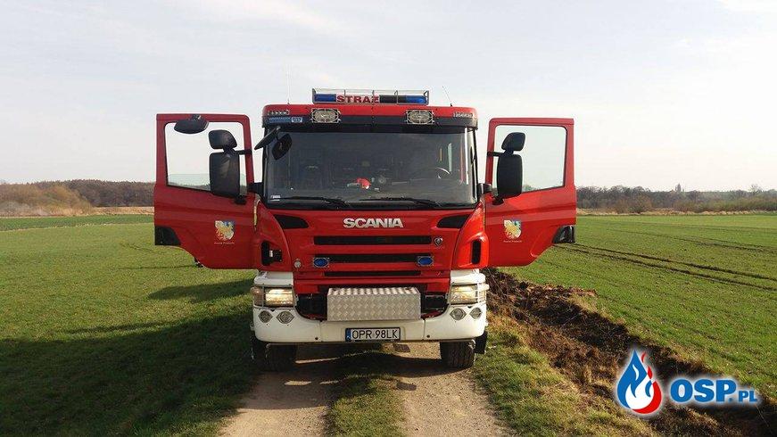 #7 Kilka pożarów podczas jednej akcji. OSP Ochotnicza Straż Pożarna