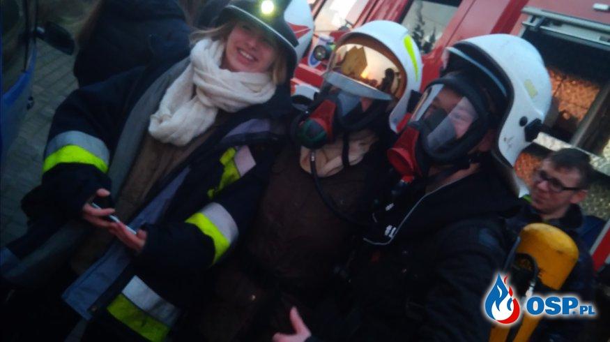Zajęcia z wychowankami Domu Dziecka w Czarnem. OSP Ochotnicza Straż Pożarna
