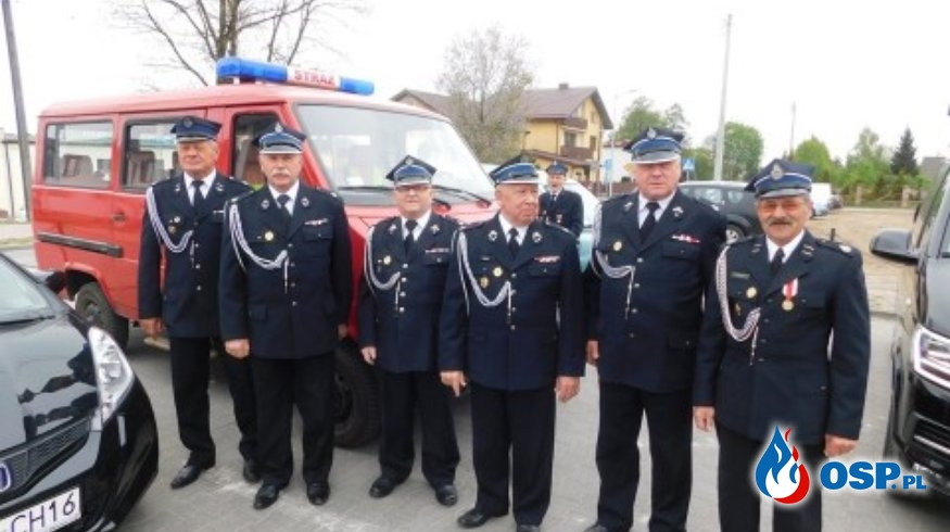 Powiatowe obchody Dnia Strażaka w Tomaszowie Maz. OSP Ochotnicza Straż Pożarna