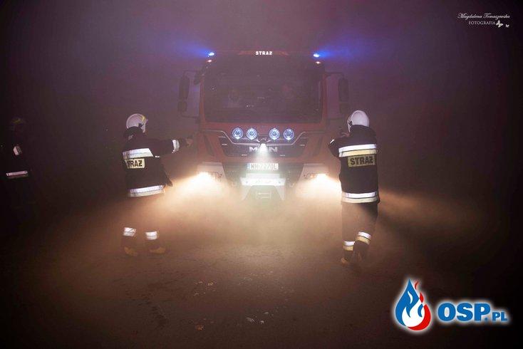 Nowy ratowniczo-gaśniczy MAN służy druhom z OSP Brzóze OSP Ochotnicza Straż Pożarna