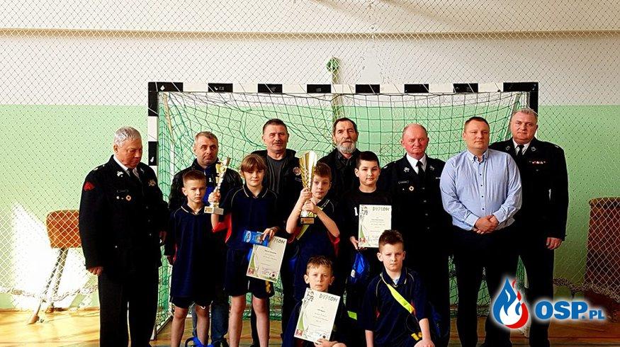 Turniej piłki nożnej organizowany przez OSP Korzybie OSP Ochotnicza Straż Pożarna