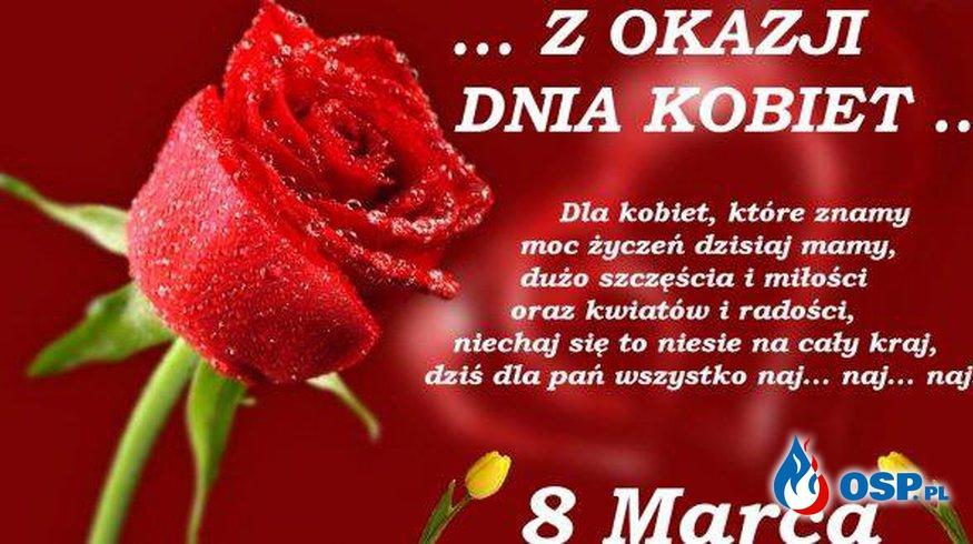 Dzień Kobiet OSP Ochotnicza Straż Pożarna