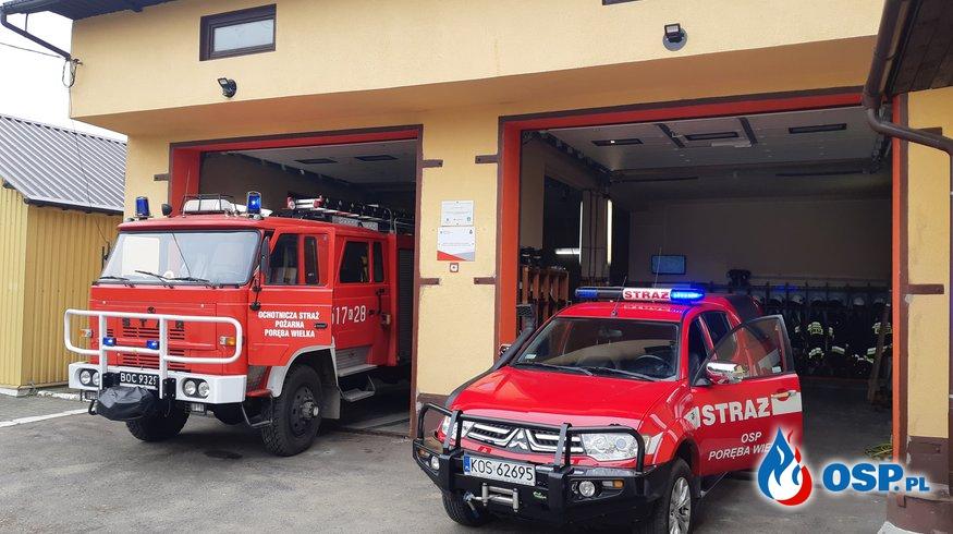 !! ALARM OSP !! POSZUKIWANIA !! OSP Ochotnicza Straż Pożarna