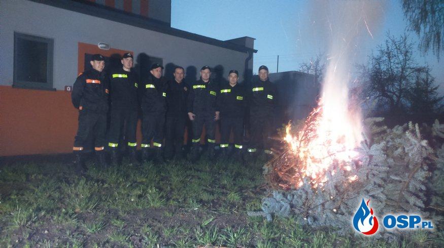 1050 LECIE CHRZTU POLSKI OSP Ochotnicza Straż Pożarna
