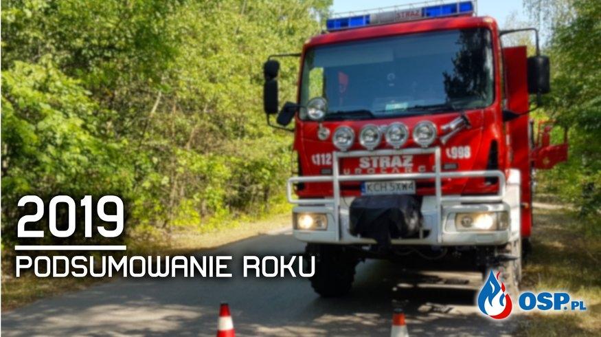 2019 - PODSUMOWANIE ROKU OSP Ochotnicza Straż Pożarna