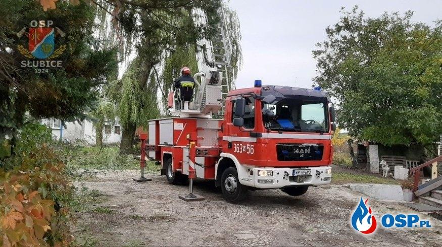 Problemy z wyjazdami – obniżony poziom gotowości bojowej jednostki OSP Ochotnicza Straż Pożarna