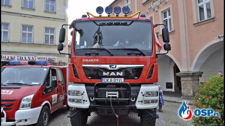 Nieprzytomny Mężczyzna OSP Ochotnicza Straż Pożarna