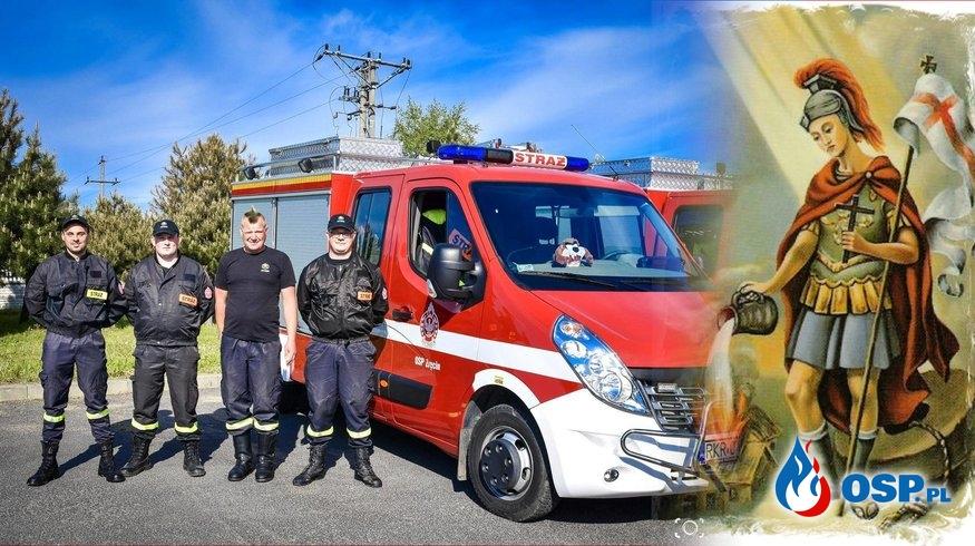 Dziś 4 maja – Międzynarodowy Dzień Strażaka OSP Ochotnicza Straż Pożarna