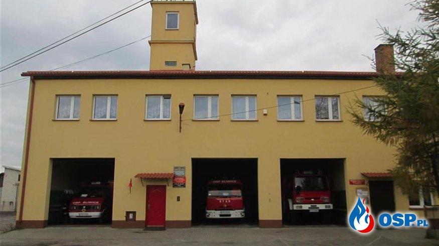 Pożar w budynku mieszkalnym. OSP Ochotnicza Straż Pożarna