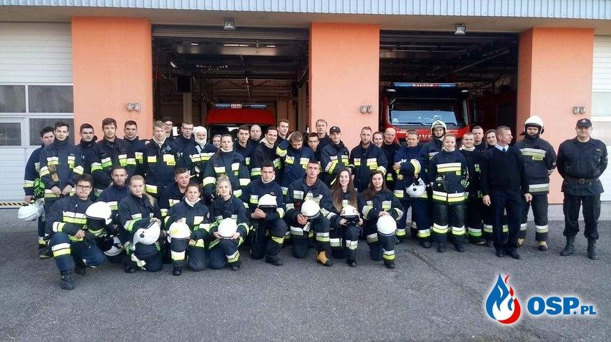 Nowi strażacy! OSP Ochotnicza Straż Pożarna