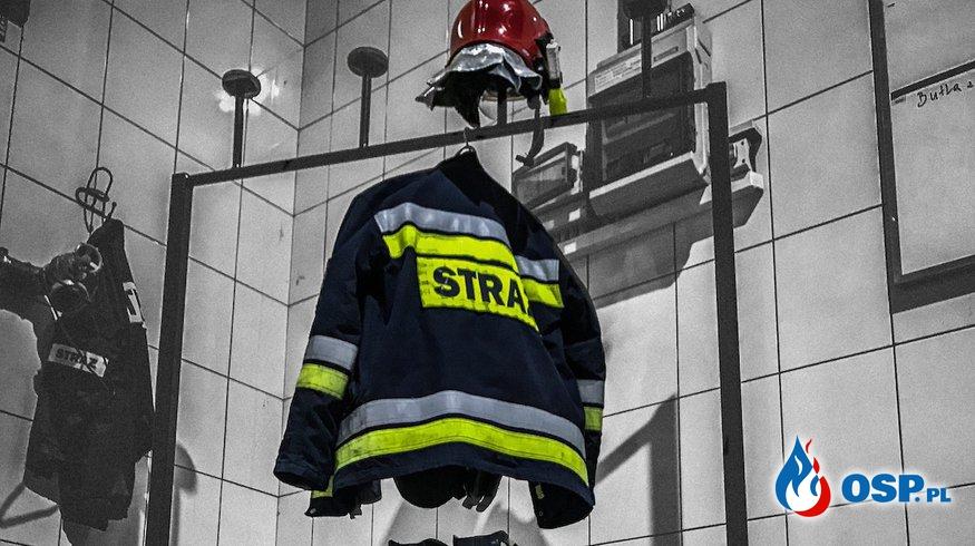 """Państwowa Straż Pożarna do OSP: """"Potrzebujemy 4 ludzi na nockę."""" OSP Ochotnicza Straż Pożarna"""