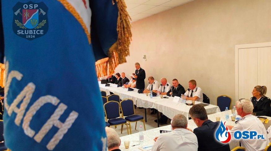 Członkowie OSP w Słubicach wybrali nowe władze OSP Ochotnicza Straż Pożarna