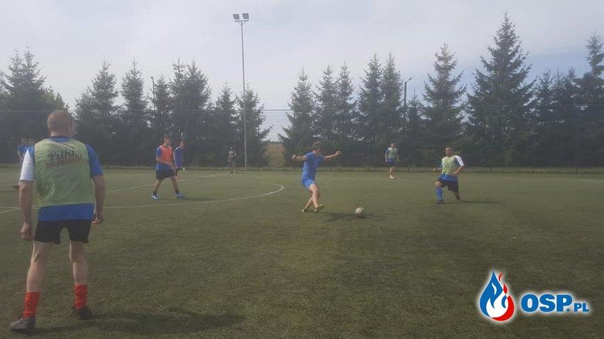 Turniej Strażacki Piłki Nożnej o Puchar Burmistrza Gminy Miłosław 25 sierpnia 2019 r. OSP Ochotnicza Straż Pożarna