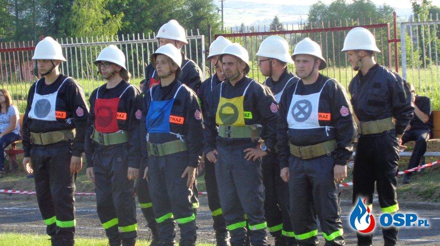 Gminne Zawody Sportowo-Pożarnicze - Kobylany 2017 OSP Ochotnicza Straż Pożarna